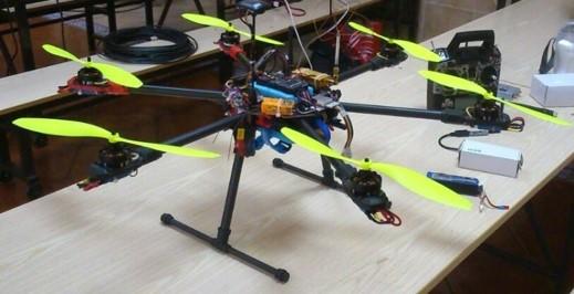 Multicopteros