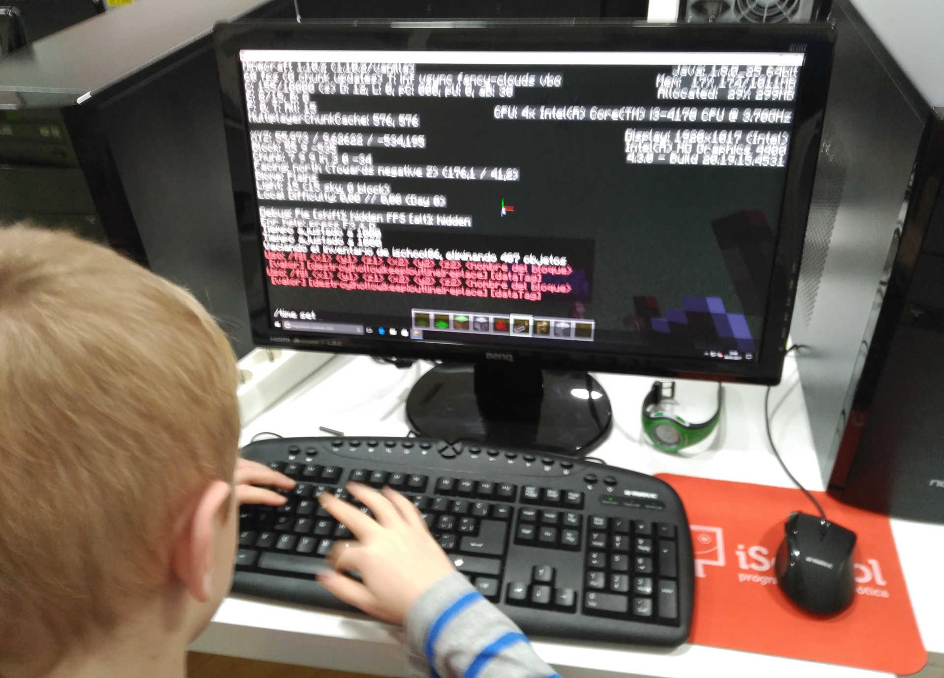 iSchool-minecraft-2017